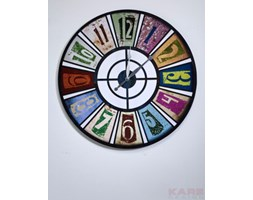 Kare design :: Zegar Roulette Pop 80cm
