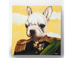 Kare design :: Obraz olejny Little General Bull Dog