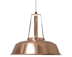 HK Living :: Industrial Lamp Workshop copper, size L