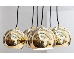 Lampa wisząca Calotta XL Gold