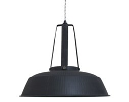 HK Living :: Pendant Lamp Workshop L DIA 45cm black