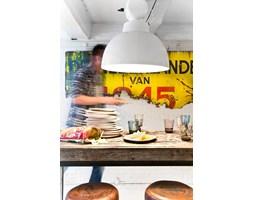 Hk Living :: Lampa Factory M biała