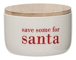 Bloomingville Pojemnik Save Some For Santa - b21104286