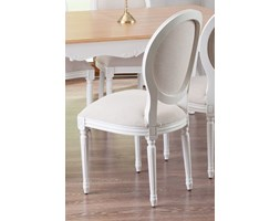 Dekoria Krzesło AMADEUS white, 50x58x90cm