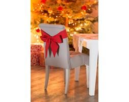 Dekoria Szarfa na krzesło 270x12cm, czerwony, 270x12cm, Loneta