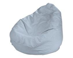 Dekoria Worek do siedzenia, pastelowy niebieski, Ø50x85 cm, Loneta