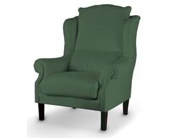 Dekoria Fotel, Forest Green (zielony), 85x107cm, Cotton Panama