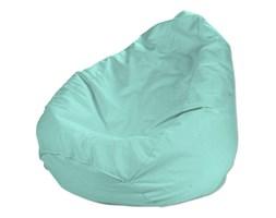 Dekoria Pokrowiec na worek do siedzenia, pastelowa mięta, pokrowiec Ø50x85cm, Loneta
