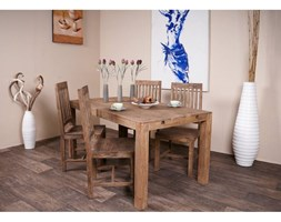 Stół drewniany jadalniany 160/250 Palisander