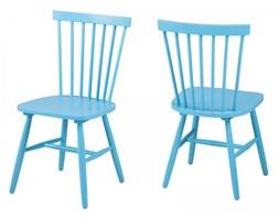 Actona Krzesło Riano niebieskie - 0000063659