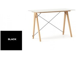 Minko Biurko Slim I czarne - MIN06-c