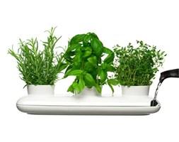 Potrójna doniczka na zioła (biała) Sagaform