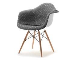 Krzesło Tapicerowane Do Jadalni Mpa Wood Tap Modern