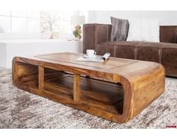 JKHD Interior :: Stolik kawowy Honey Curved drewno sheesham 110cm (Z36336)