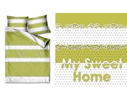 Pościel Satynowa Greno 160x200 My Sweet Home