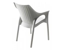 SCAB Design Krzesło Olimpia Trend białe - 2279-11
