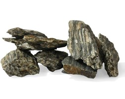 Komplet kamieni ozdobnych do biokominków Drzewiasty (uniw)