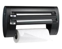 Podajnik na ręcznik papierowy i folię Superline czarny (uniw)