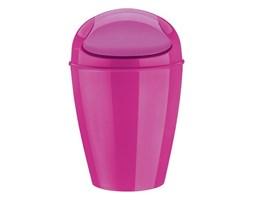 Kosz na śmieci różowy Del M (do wyczerpania zapasów)