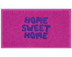 """Wycieraczka """"Home Sweet Home"""" (różowa) Bud"""