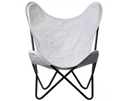 Bloomingville Krzesło Butterfly Szare - b128000