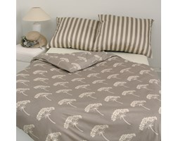 Pościel satynowa Lucinda 100% bawełny (160x200)