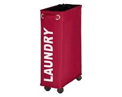 Kosz na pranie CORNO, pojemnik 43 l - kolor czerwony, WENKO