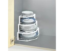 Narożna półka kuchenna do szafki, 4 poziomy, WENKO