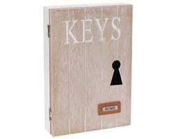 Szafka na klucze HOME - wieszak na drobiazgi