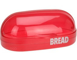 Plastikowy chlebak BREAD - pojemnik na chleb, pieczywo