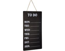 Tablica na notatki WEEK PLANNER, suchościerna
