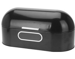 Metalowy chlebak, pojemnik na pieczywo