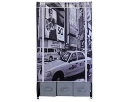 Szafa na ubrania, składana garderoba, 160x88x50cm
