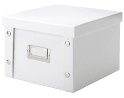Pudełko na płyty DVD, kolor biały, ZELLER