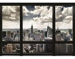 New York Widok z Okna - plakat