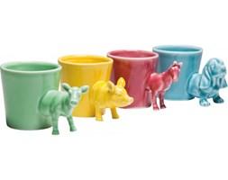 Kare Design Kubek Animal Różne Kolory - 34498