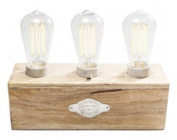 Kare Design Lampa Stołowa Edison 3 - 39837