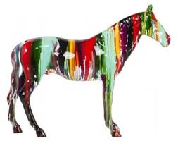 Figurka Dekoracyjna Horse kolorowa Kare Design 36130