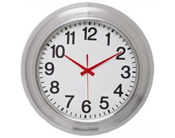Pure Red Zegar Ścienny Kare Design 36063