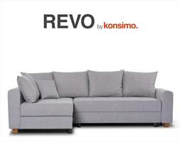 REVO Narożnik lewy / KONSIMO.