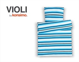 VIOLI Komplet pościeli 140x200 cm / KONSIMO.
