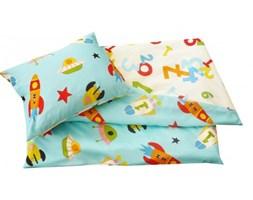 Pościel dla dzieci z bawełny satynowej 140x200 + 70x80