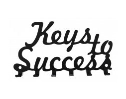 Wieszak Keys to Success