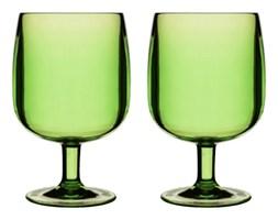 Kieliszki Happy Days zielone, 2-pak