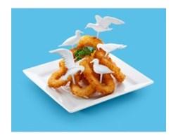 Wykałaczki widelczyki ozdobne do przekąsek MEWY - Feeding Frenzy