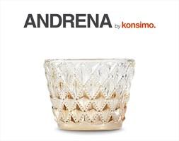 ANDRENA Świecznik / KONSIMO.