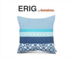 ERIG Poszewka na poduszkę 40x40 cm / KONSIMO.