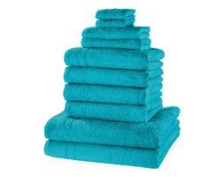 Komplet ręczników New Uni(10 części)
