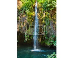 Fototapeta Waterfall Duden at Antalya Turkey
