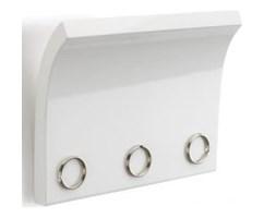 Umbra Wieszak z Organizerem Magnetter biały - 318200-660